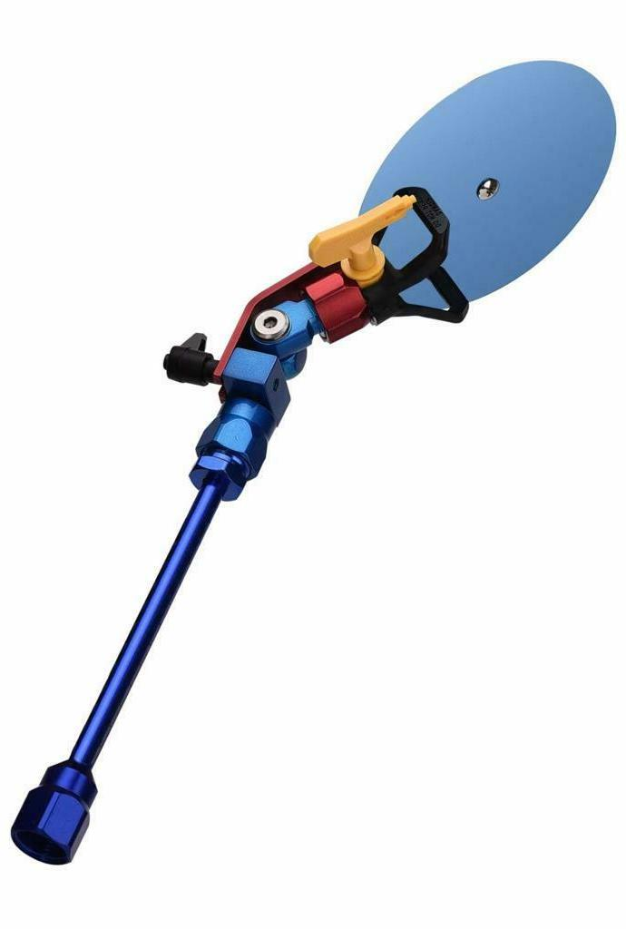 universal paint sprayer tool with 8 inch