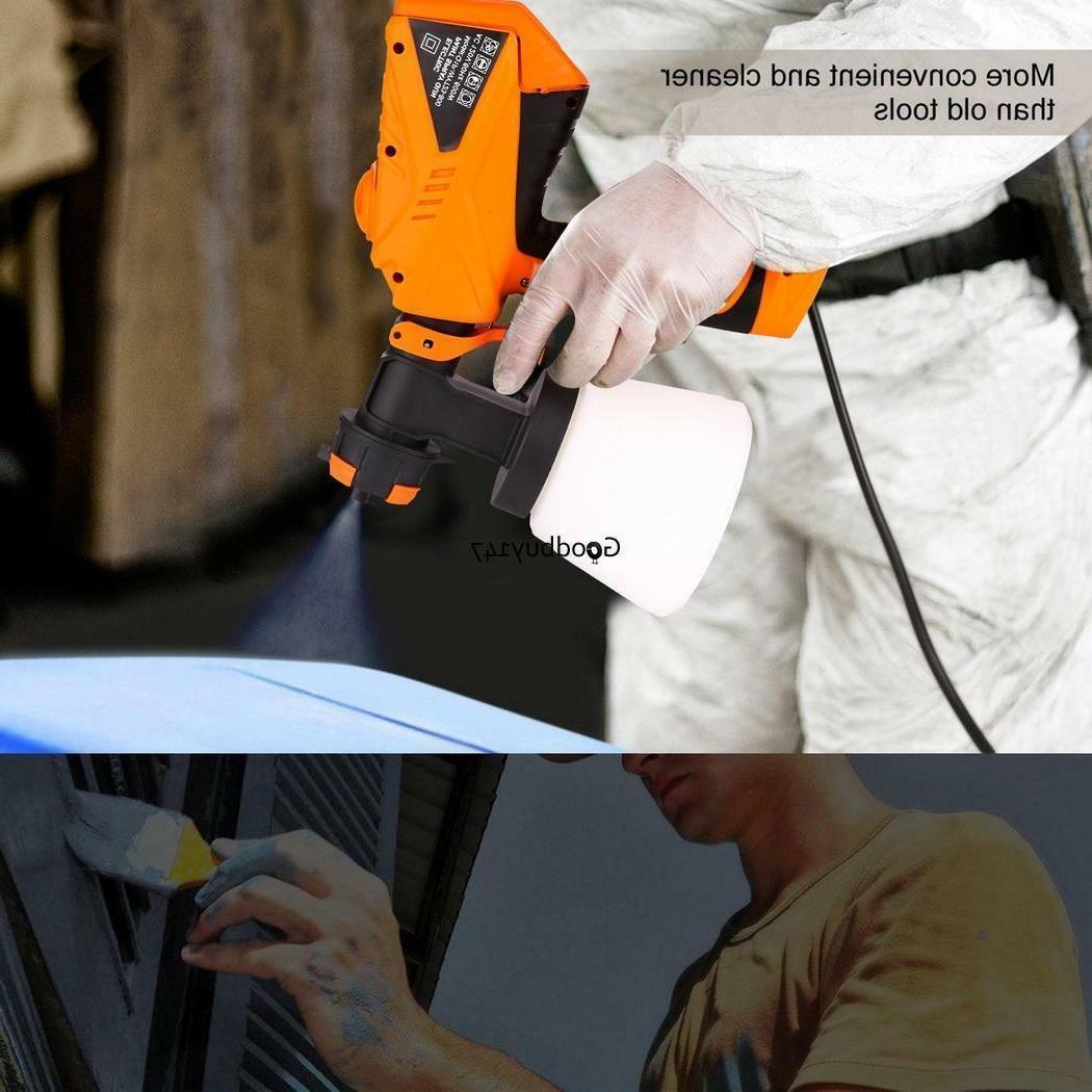 VonHaus Electric Sprayer Gun Spray & Flow Home
