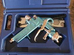 Binks Mach 1 BBR HVLP Paint  Spray Gun in Hardcase
