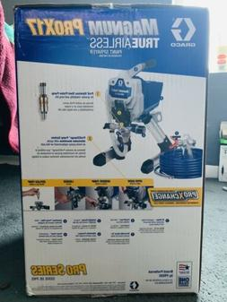 Graco Magnum Pro X17 Stand 17G177 120V Airless Paint Sprayer