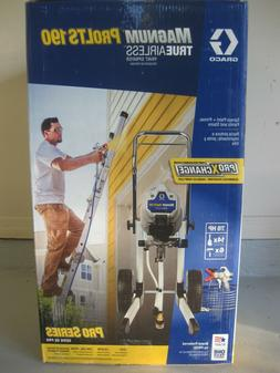 NEW Graco Magnum ProLTS 190 True Airless Paint Sprayer Pro L