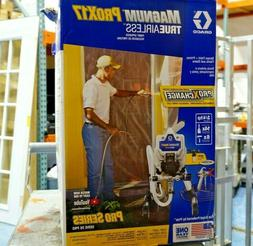 Graco Magnum ProX17 True Airless Paint Sprayer on Stand 17G1