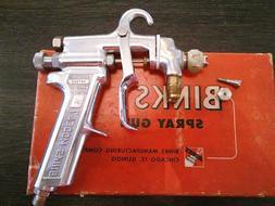 BINKS- Model 7 K Paint Spray Gun 2K