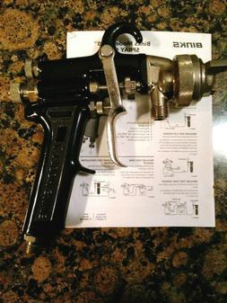 BINKS- Model 7 Paint spray gun