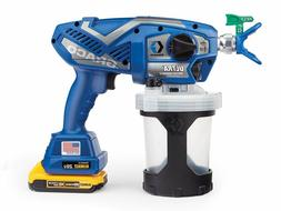 NEW GRACO 17M363 ULTRA CORDLESS AIRLESS HANDHELD PAINT SPRAY