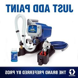 NEW GRACO 257025 MAGNUM PROJECT PAINTER PLUS AIRLESS 2.5 GAL