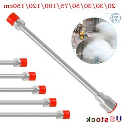 NEW Airless Paint Sprayer Spray Gun Tip Extension Pole Rod