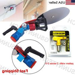 New Universal Spray Guide Accessory Tool For Paint Sprayer 7