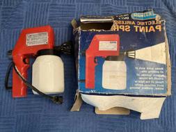 Original - Vintage PLATINUM Tools Electric Airless Paint Spr