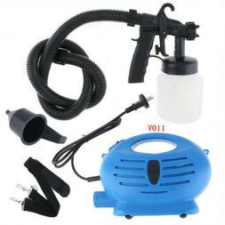 Paint Sprayer Electric High - pressure Machine Spray Gun Hom
