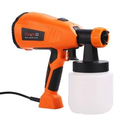 Paint Stain Wood Guard Water Sealer Spray Gun 10 Ft Cord 120