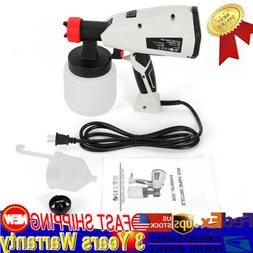 Portable 50Hz 700ml Sprayer Electric Paint Spray Gun Tool+No
