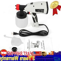 Portable 50Hz 700ml Sprayer Electric Paint Spray Gun Tool+No