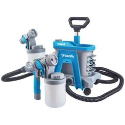 Portable HVLP Paint & Stain Sprayer For Home Repair Garage S