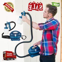 Paint Zoom Pro Hvlp Paint Sprayer W/ 3 Paint Storage Contain