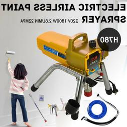 Professional H780 Sprayer Machine High Pressure Airless Wall