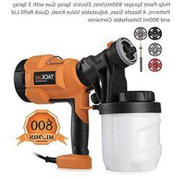 Tacklife SGP15AC Advanced Electric Spray Gun 800ml/min Paint