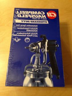 Campbell Hausfeld Siphon-Feed Spray Gun w/ 1 qt. Anti-Drip C