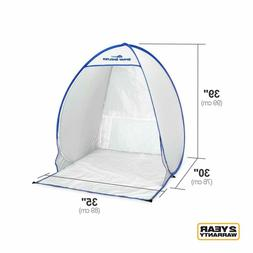 Small Spray Shelter Diy Painting Furniture Booth Tent Portab
