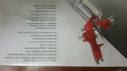 SPRAYIT SP-352 Gravity Feed Spray Gun with Aluminum Swivel C
