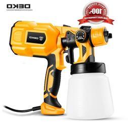Spray Gun, 550W 220V High Power Home Electric Paint Sprayer,