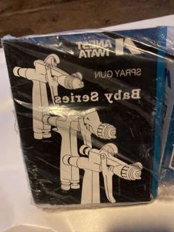 Anest Iwata Spray Gun BABY Series + Gravity Cup Pcg-2d