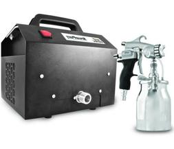 Earlex Spray Port 6002 With Presure Fed Pro 8 Paint Spray Gu