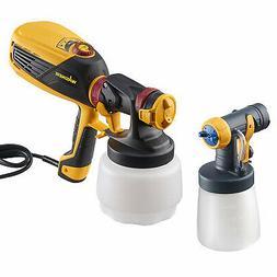 WAGNER SPRAY TECH 590 Paint Sprayer, Indoor & Outdoor 052901