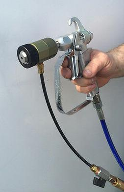 Texture Sprayer Kit, Paint Gun Not Included, Fits Most Airle