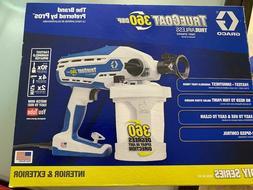 truecoat 360 electric airless handheld paint sprayer