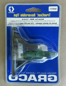 Graco TrueCoat Narrow 311Tip great spraying paint Sprayer On
