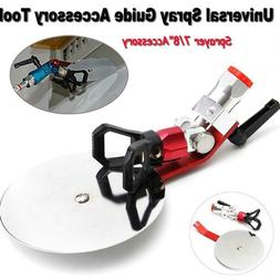 Universal Airless Paint Spray Guide Accessory Tool w/ Tip fo