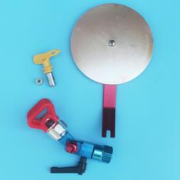 """Universal Spray Guide Accessory Tool For 7/8"""" Paint Sprayer"""