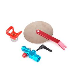 Universal Spray Guide Accessory Tool for Airless Paint Spray