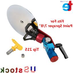 Universal Spray Guide Accessory Tool For   Paint Sprayer 7/8