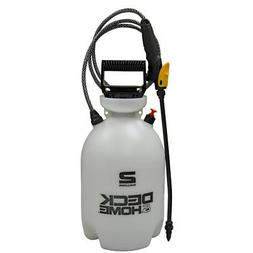 Deck & Home Universal Sprayer for Cleaning, Sealing & Killin