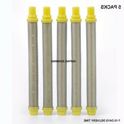 Wagner Spraytech Airless Paint Sprayer Gun Filter 0089324 Ye