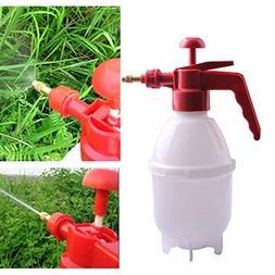 Vansystory 0.8L Water Pressure Sprayer Garden Portable Spray